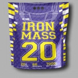 Iron Horse Series -  Iron Mass 20 - 7kg