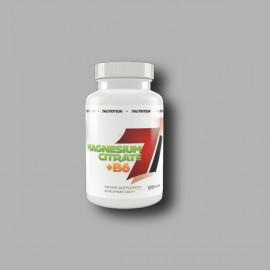 7 Nutrition Magnesium Citrate + B6 120caps