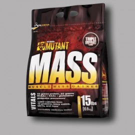 Mutant Mass - Muscle Mass Gainer - 6.8kg