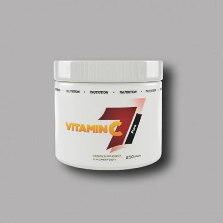 7 Nutrition Vitamin C 250g