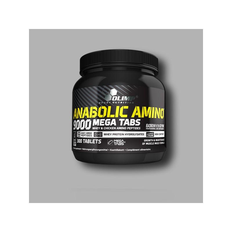 olimp anabolic amino 9000 mega