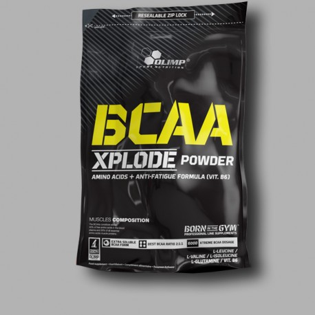 Olimp BCAA Xplode Powder 1kg