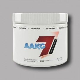 7 Nutrition - AAKG - 250g