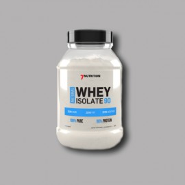 7 Nutrition - Natural WHEY ISOLATE 90 - 2000g