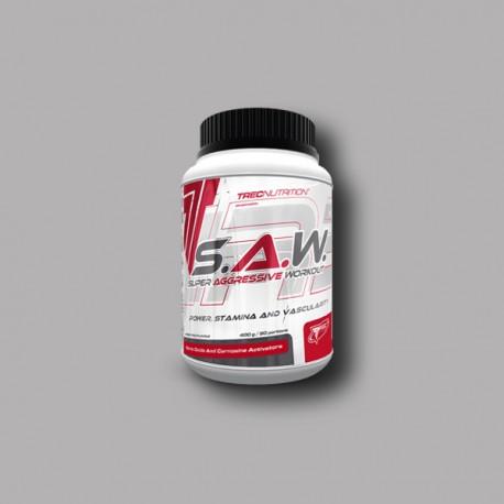 Trec Nutrition SAW Super Aggressive Workout - 400g