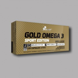 Gold Omega 3 - Olimp - 120caps