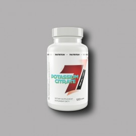 7 Nutrition - Potassium Citrate - 120caps