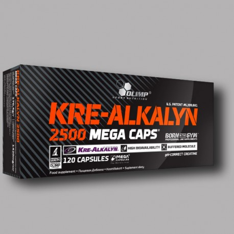 Olimp Kre-Alkalyn 2500 Mega Caps - 120caps