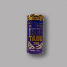 IRON TADD 360 - IRON HORSE SERIES - 90caps