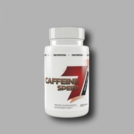 CAFFEINE SPEED - 7 NUTRITION - 120 CAPS