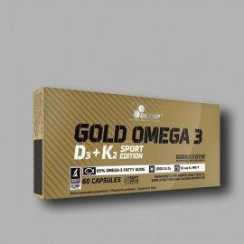 OLIMP - GOLD OMEGA 3 D3 + K2 - 60 CAPS