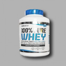 BIOTECH USA 100% PURE WHEY - 2270G
