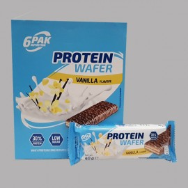 6PAK - NUTRITION PROTEIN WAFER - 40G