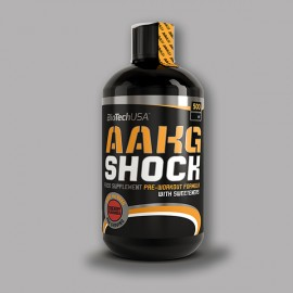 BIOTECH - AAKG SHOCK EXTREME - 1000ML