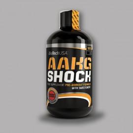 BIOTECH - AAKG SHOCK EXTREME - 500ML
