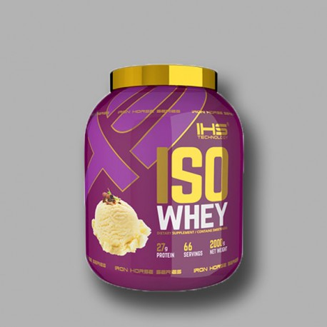 IHS Iso Whey 100% 2kg