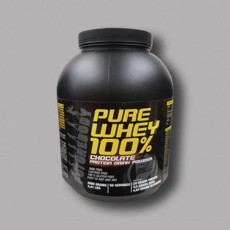 FUTUREBODY - PURE WHEY 100% - 2000G