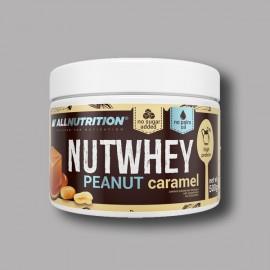 ALLNUTRITION - NUTWHEY PEANUT CARAMEL -  500G
