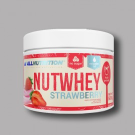 ALLNUTRITION - NUTWHEY STRAWBERRY - 500G