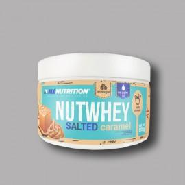 ALLNUTRITION - NUTWHEY SALTED CARAMEL - 500G