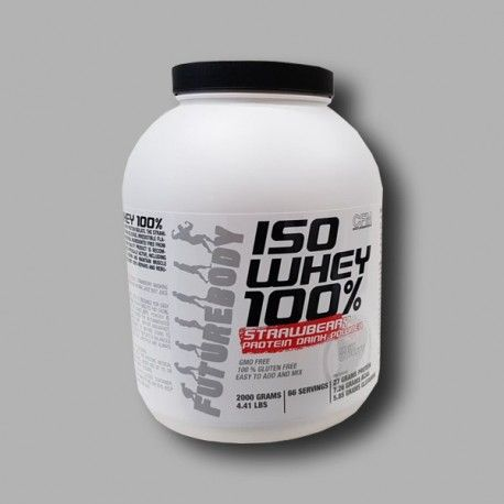 FUTUREBODY - ISO WHEY 100% - 2000g