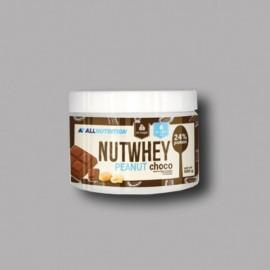 ALLNUTRITION - NUTWHEY PEANUT CHOCO - 500G
