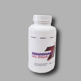 7Nutrition -  Berberine HCL Stack - 60 caps