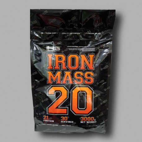 Iron Horse Series - Iron Mass 20 - 3000g