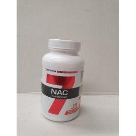7 Nutrition NAC 120 caps