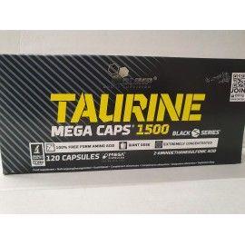 Olimp TAURINE MEGA CAPS® – 1500mg