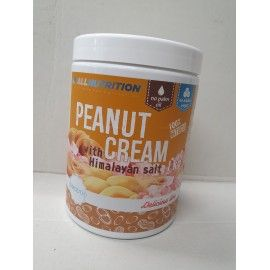 AllNutrition - Peanut Cream with Himalayan salt