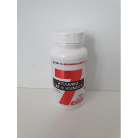 7 Nutrition VITAMIN D3 + K2MK7 120caps